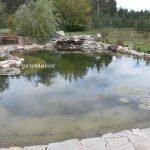 Строительство прудов в Санкт-Петербурге пруд 5 х 10 м