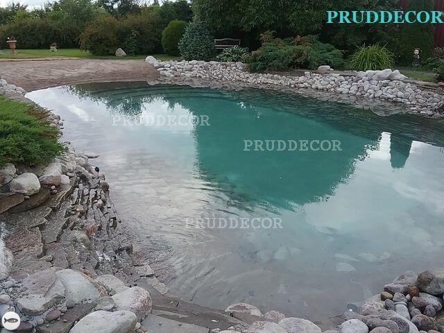 строительство прудов в спб